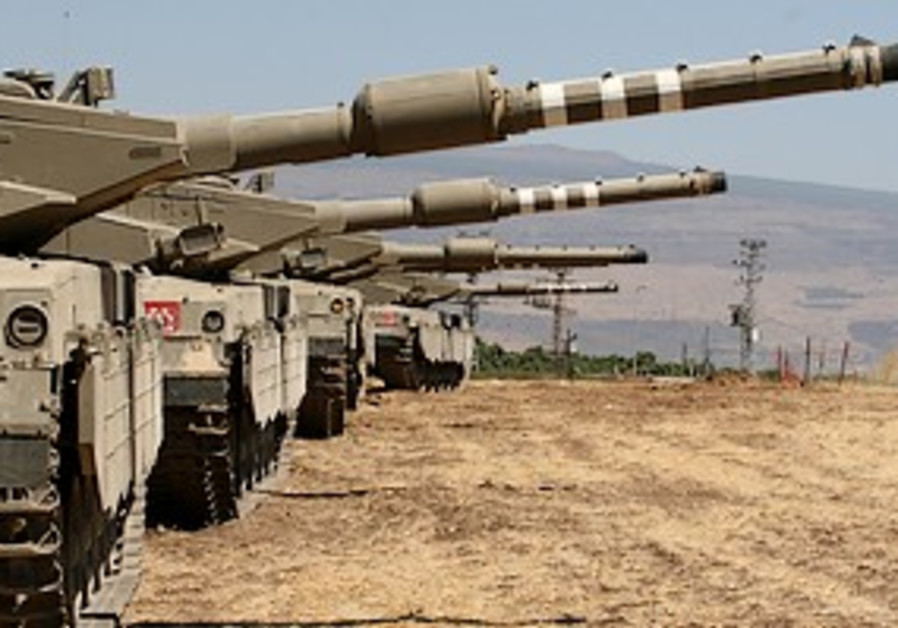 'Russia caused tensions between Israel, Syria'