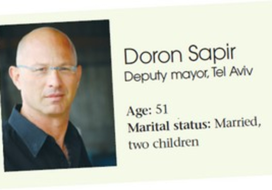 Doron Sapir