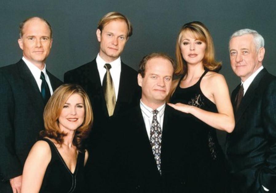 Cast of 'Frasier'