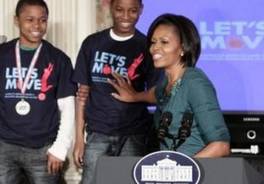 Michelle Obama Move it