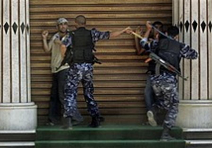 hamas arrest fatah 224 ap