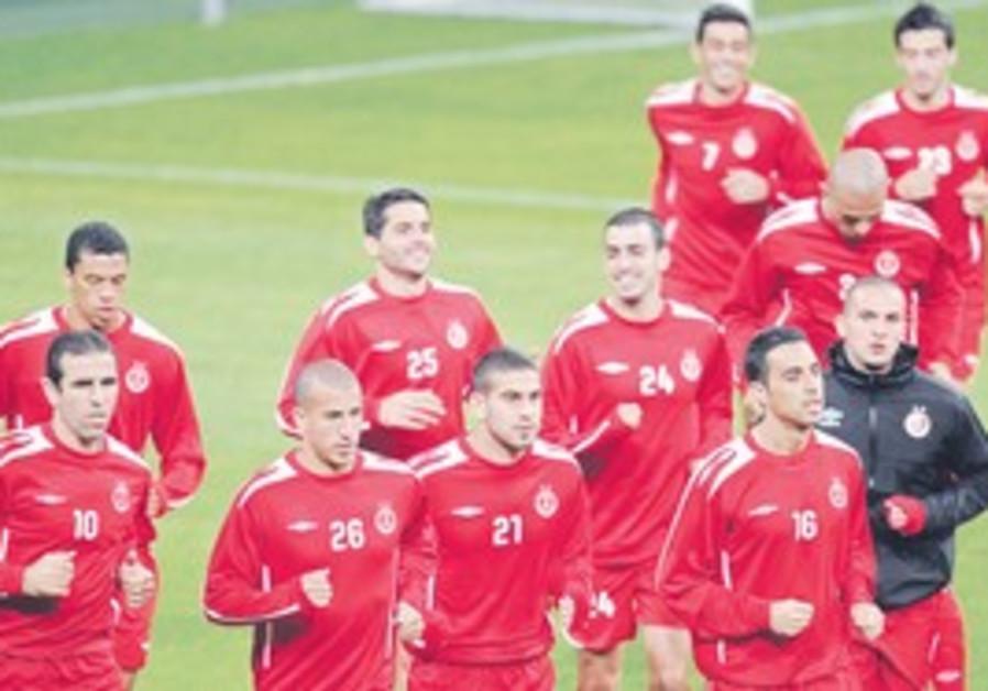 2010 Team of the Year Hapoel Tel Aviv