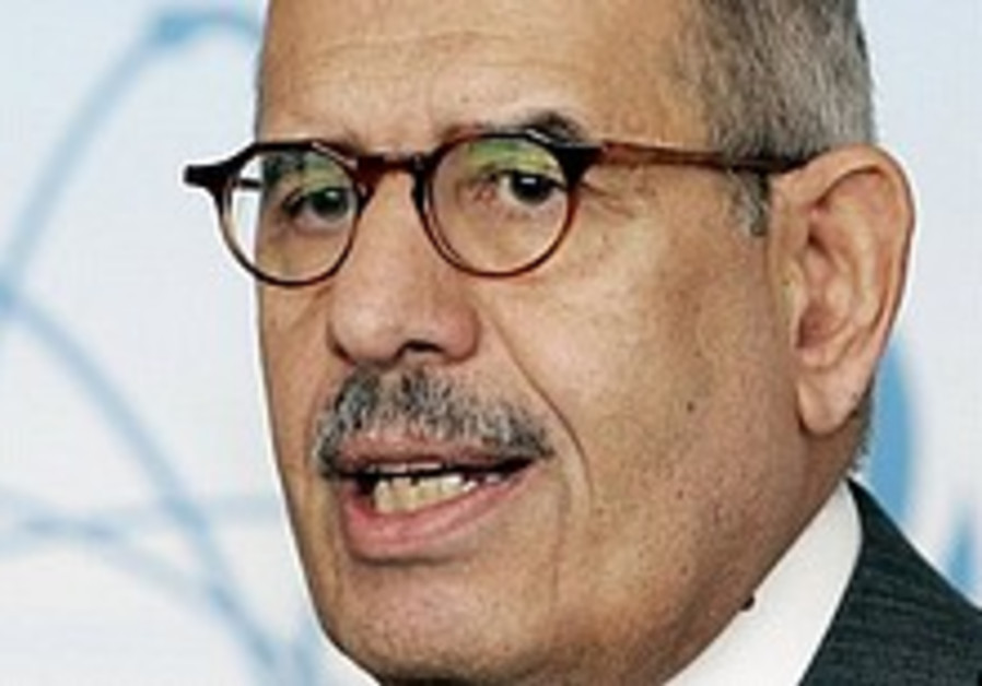 ElBaradei expresses concern about anti-Iran rhetoric from US