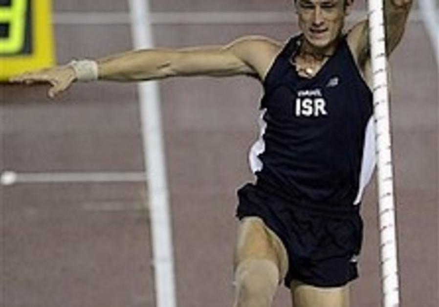 Athletics: Averbukh comes seventh in pole vault