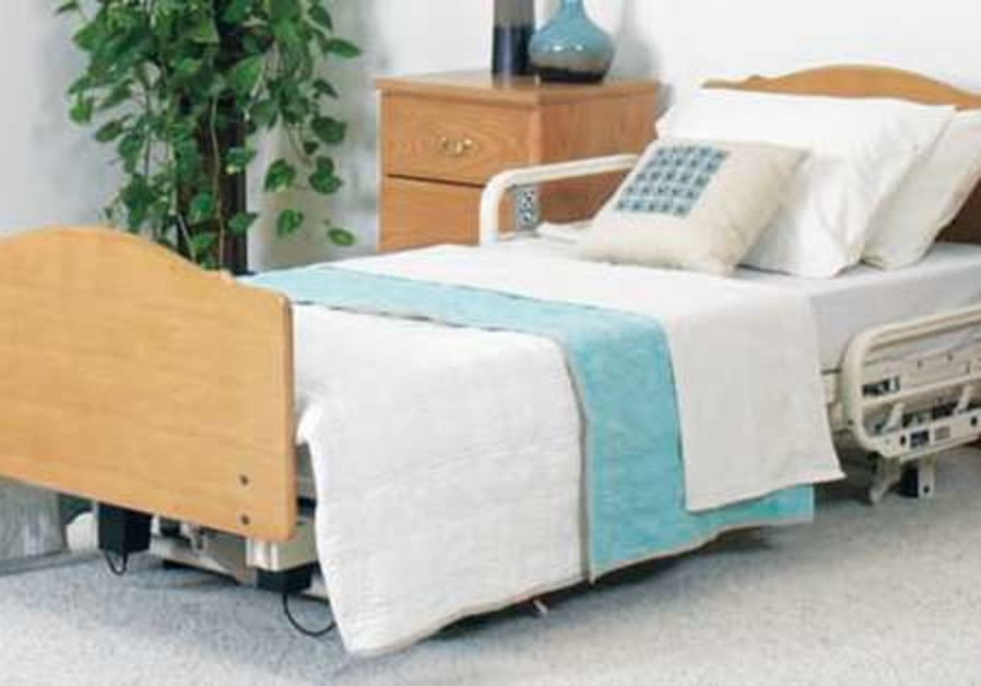 Hospital beds can be lonely
