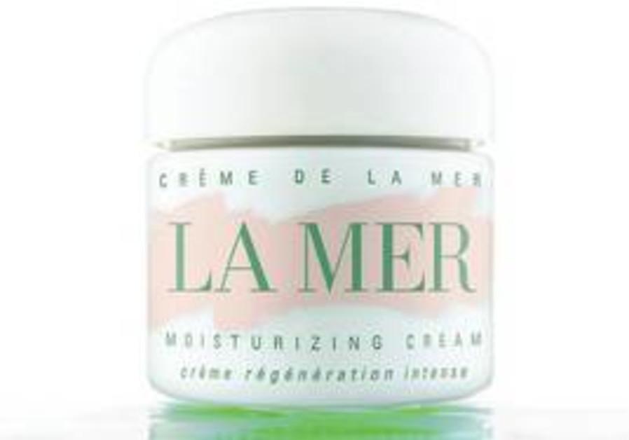 Crème de la Mer.