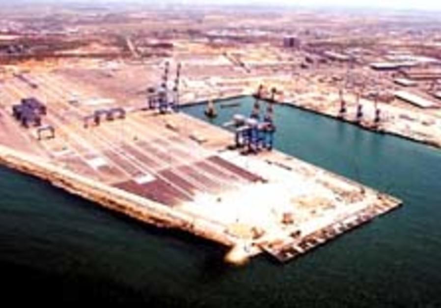 ashdod port 88 224