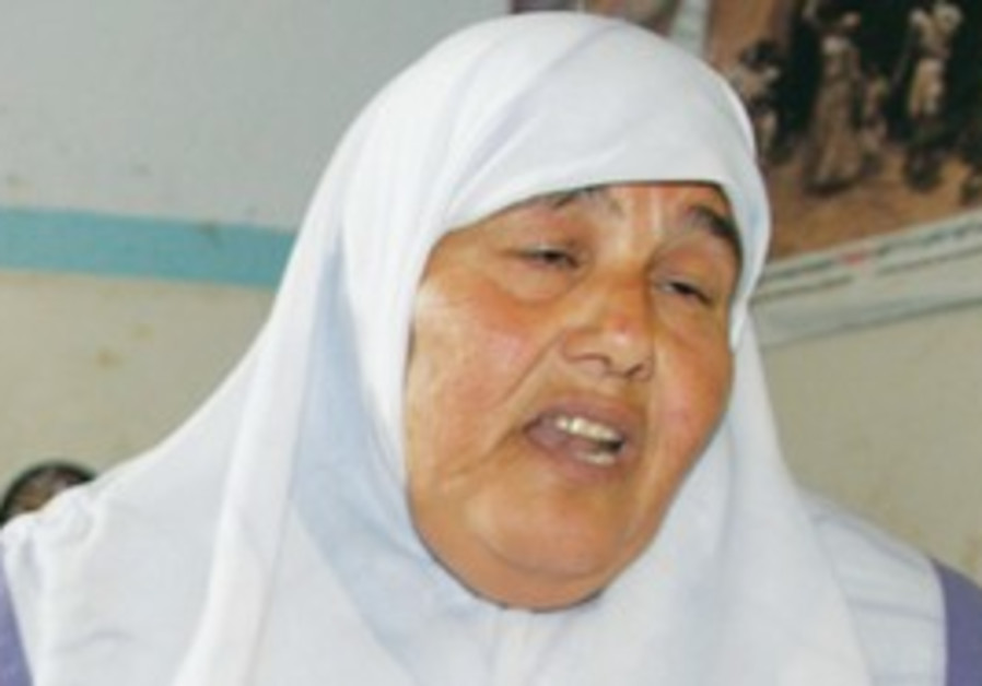 SUBHIYE ABU RAHMA has now lost two children.