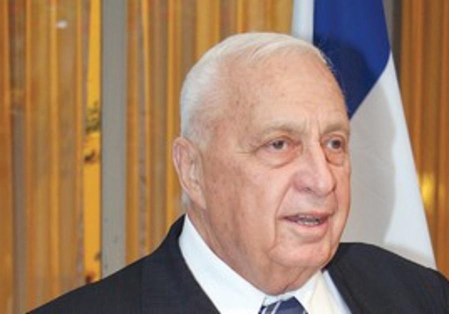 Ariel Sharon.