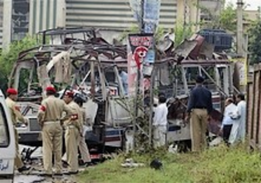 Blasts near Pakistani capital kill 24