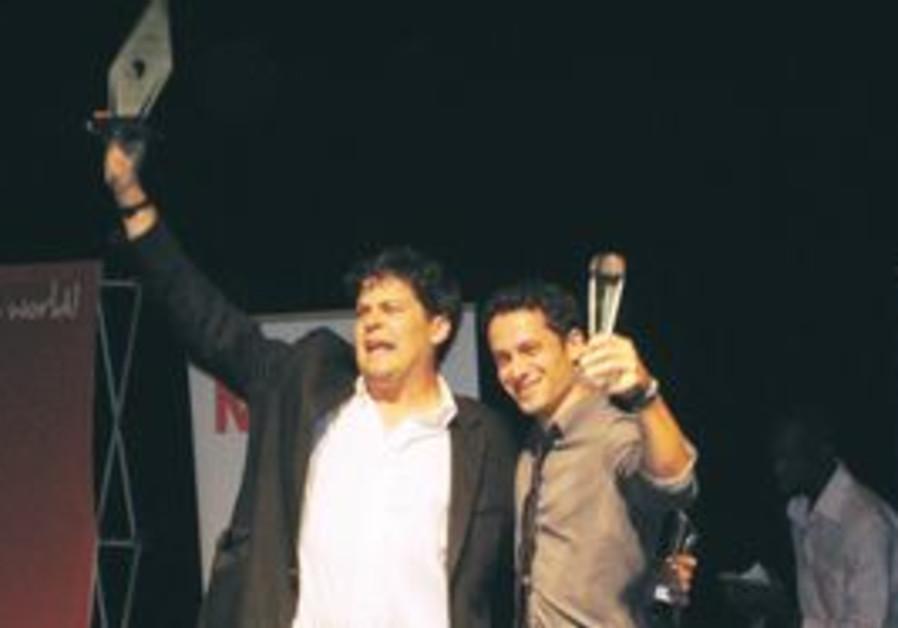 Haifa University debate champions