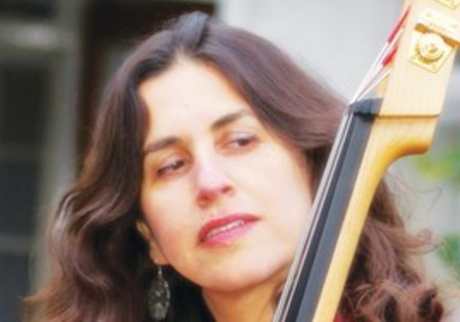 Bassist Daphna Sadeh