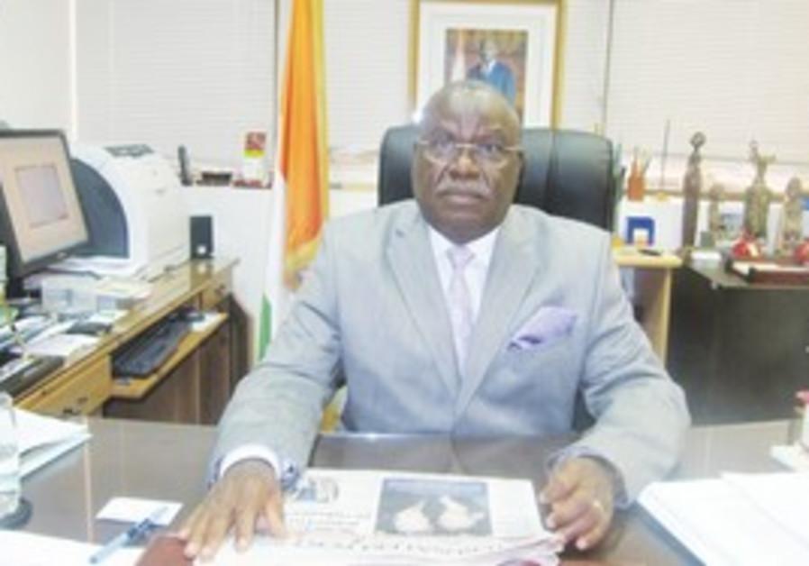 AMBASSADOR PROF. Kessie Raymond Koudou: It is not