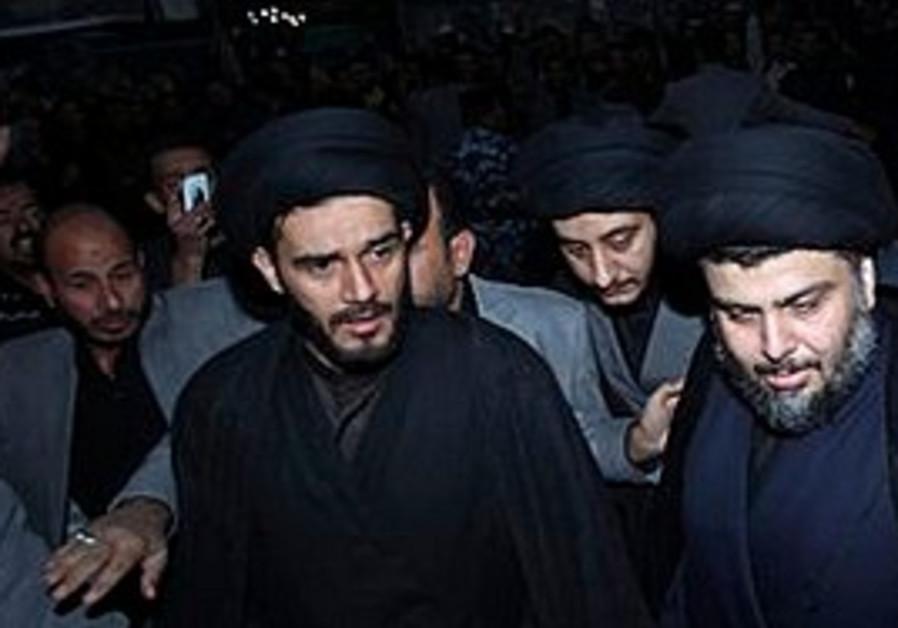 Anti-American cleric Muqtada al-Sadr