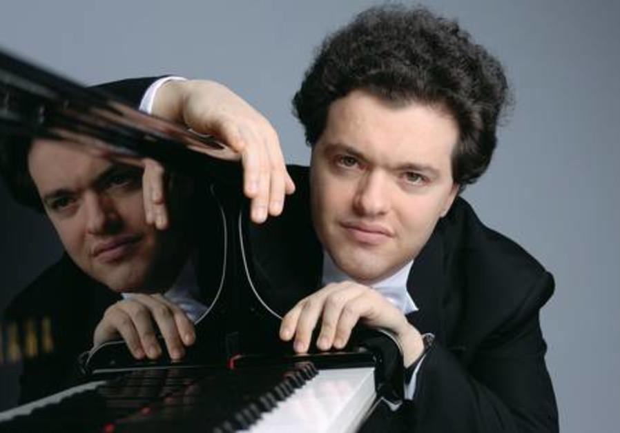 Pianist Evgeny Kissin