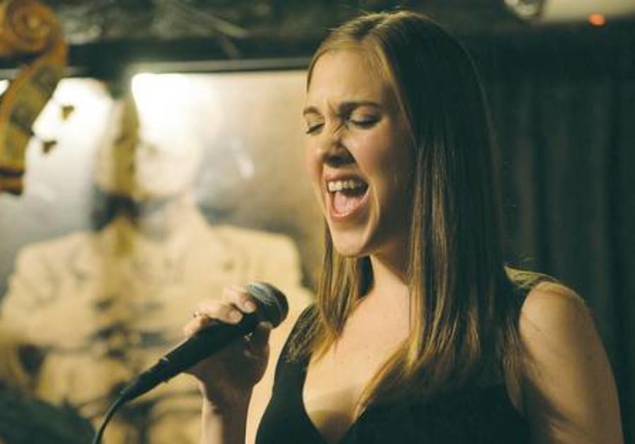 Yaala Ballin singing