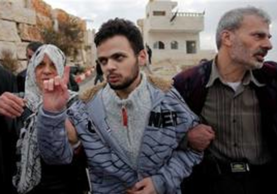 Hamas prisoner released by PA, later rearrested