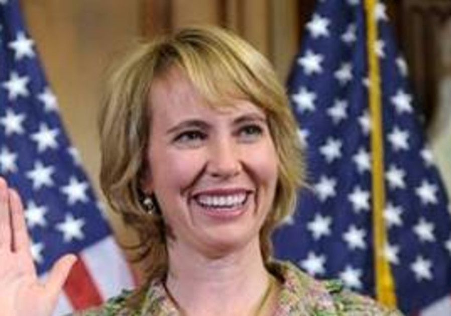 Congresswoman Gabrielle Giffords
