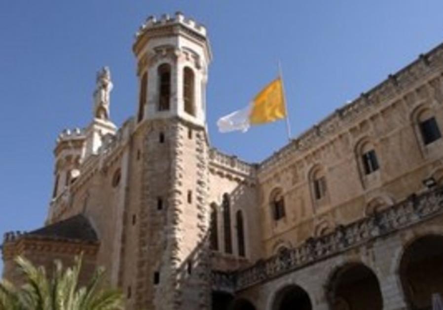 Notre Dame in Jerusalem