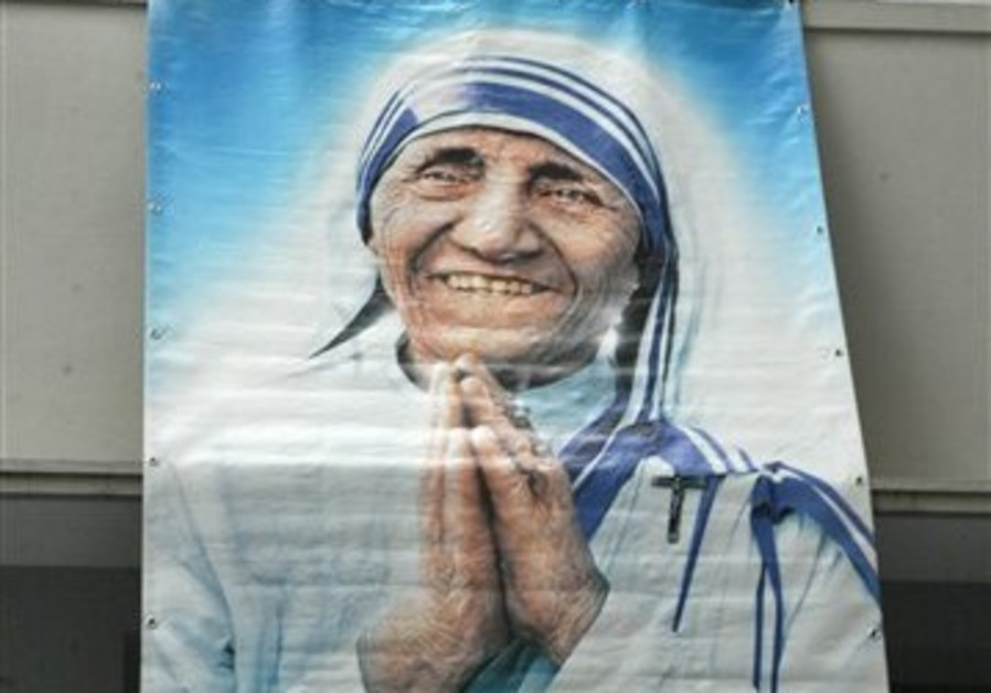Pope marks 10th anniversary of Mother Teresa's death