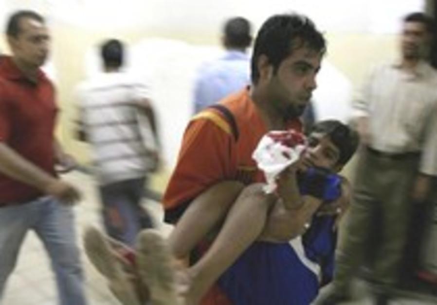 Bomb kills 11 in Baghdad; 4 US troops killed in attacks
