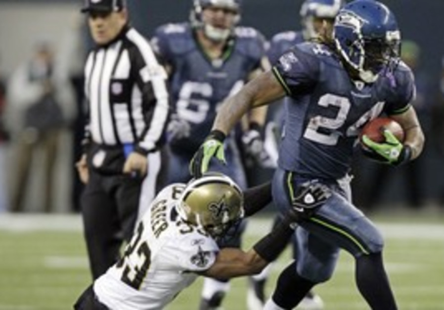 SEATTLE SEAHAWKS & New Orleans Saints