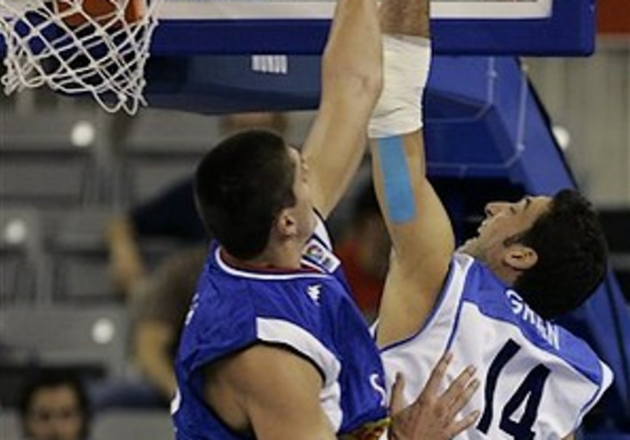 Israel satisfied with Eurobasket performance