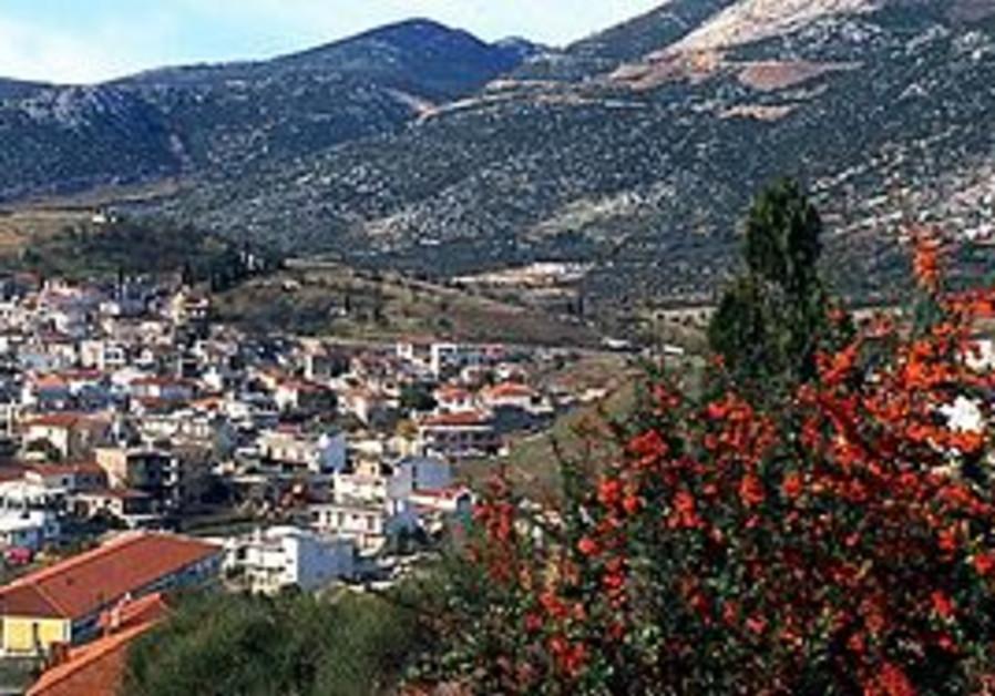 Distomo, Greece