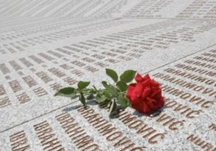 Bosnia genocide