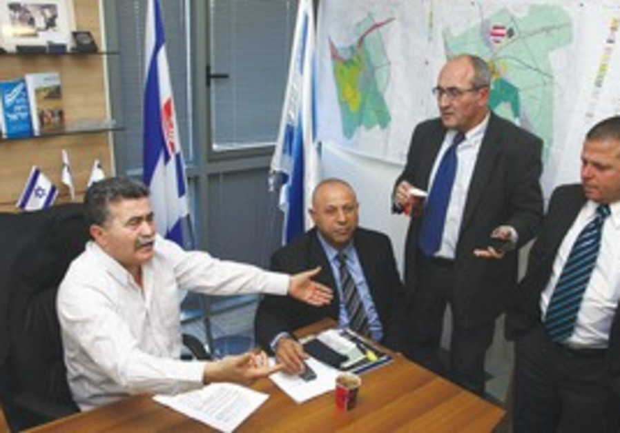 Amir Peretz, the Labor four