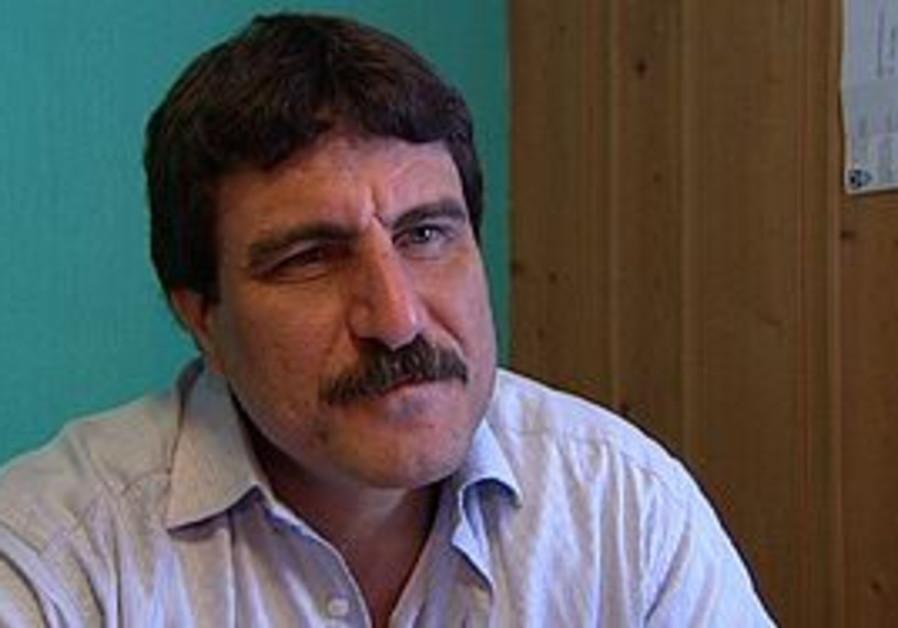 Palestinian journalist Muheeb al-Nawathy