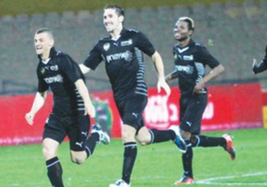 IRONI KIRYAT SHMONA'S surprising season took anoth
