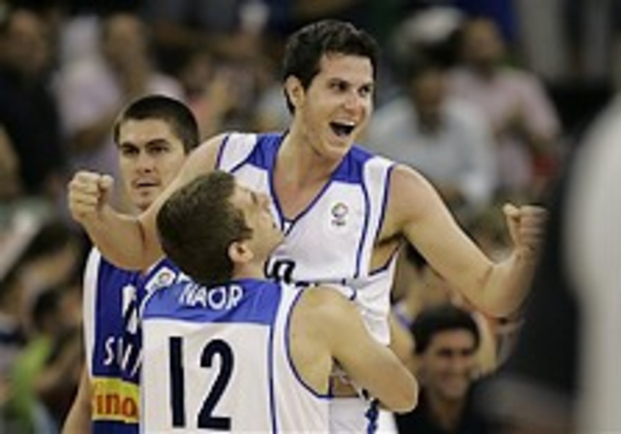 Basketball: Israel faces Croatia in EuroBasket second-round opener