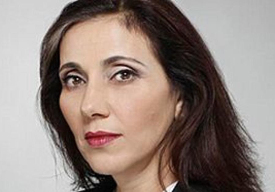 Kadima MK Yulia Shamalov-Berkovich