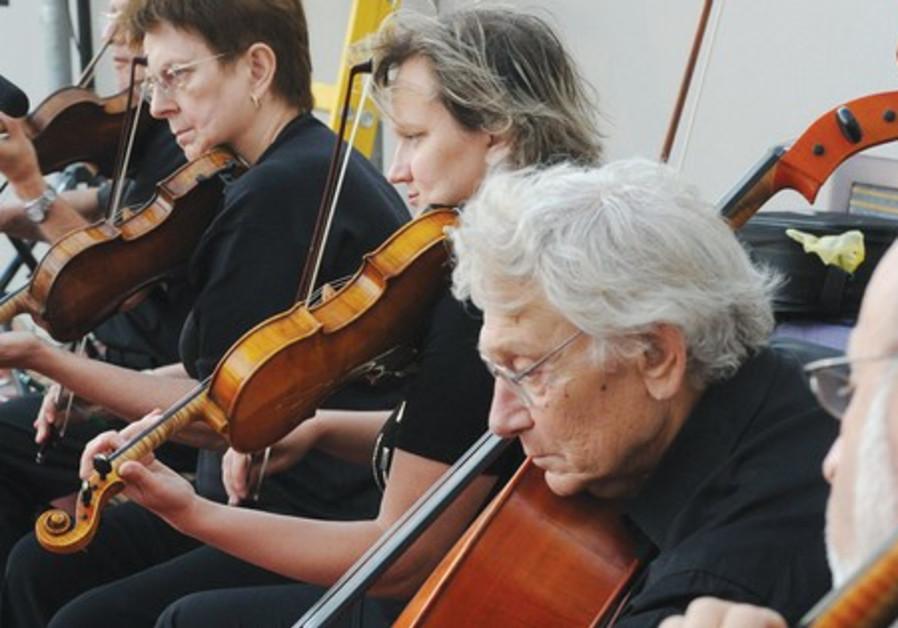 The Jerusalem Festival Orchestra.