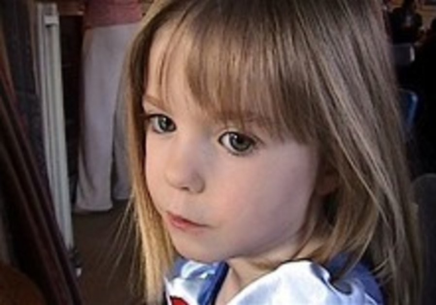 Missing British girl's parents to be named suspects in case