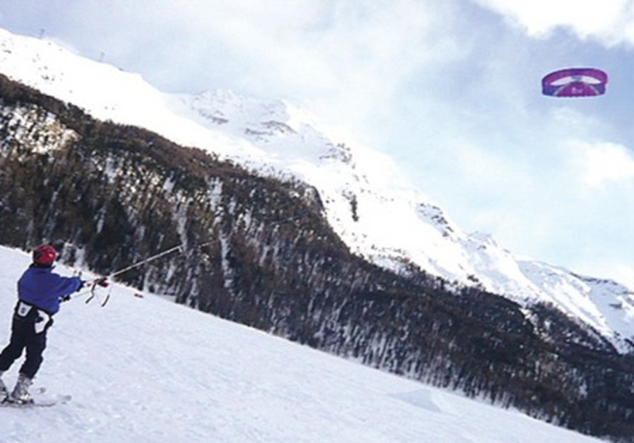 A visit to St. Moritz in the Swiss Alps.