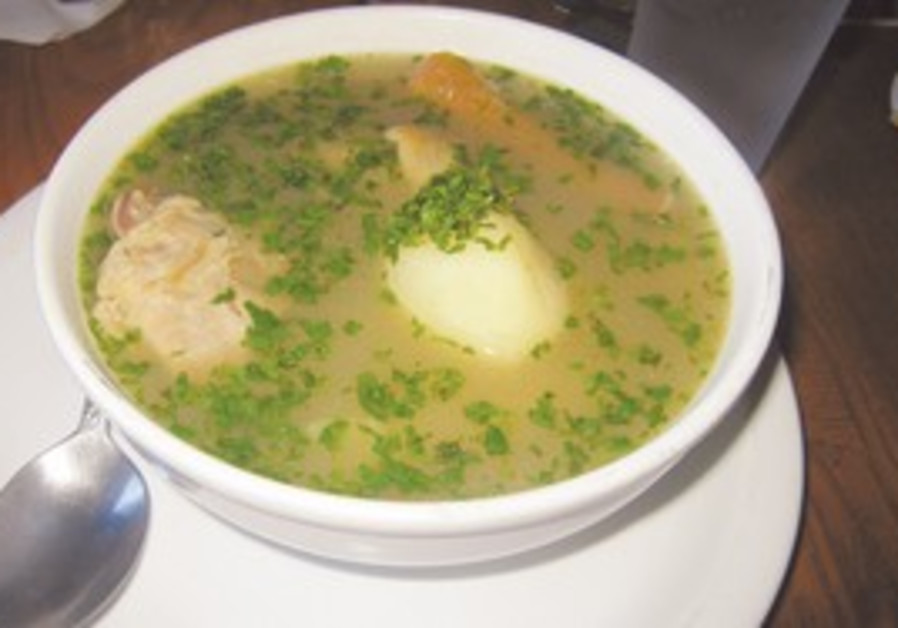 Dominican sancocho soup.