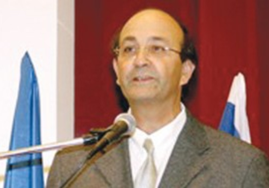 Dr. Haim Saadon of the Hebrew University.