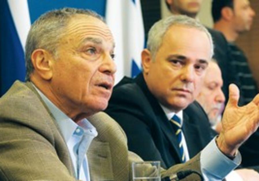 Eytan Sheshinski and Yuval Steinitz.