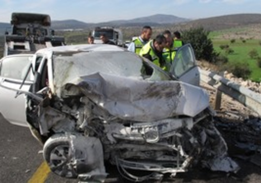 Separate car accidents in Binyamina, Poleg kill three - National ...
