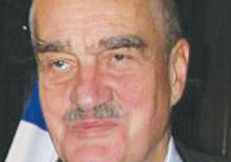 Czech Foreign Minister Karl Schwarzenberg