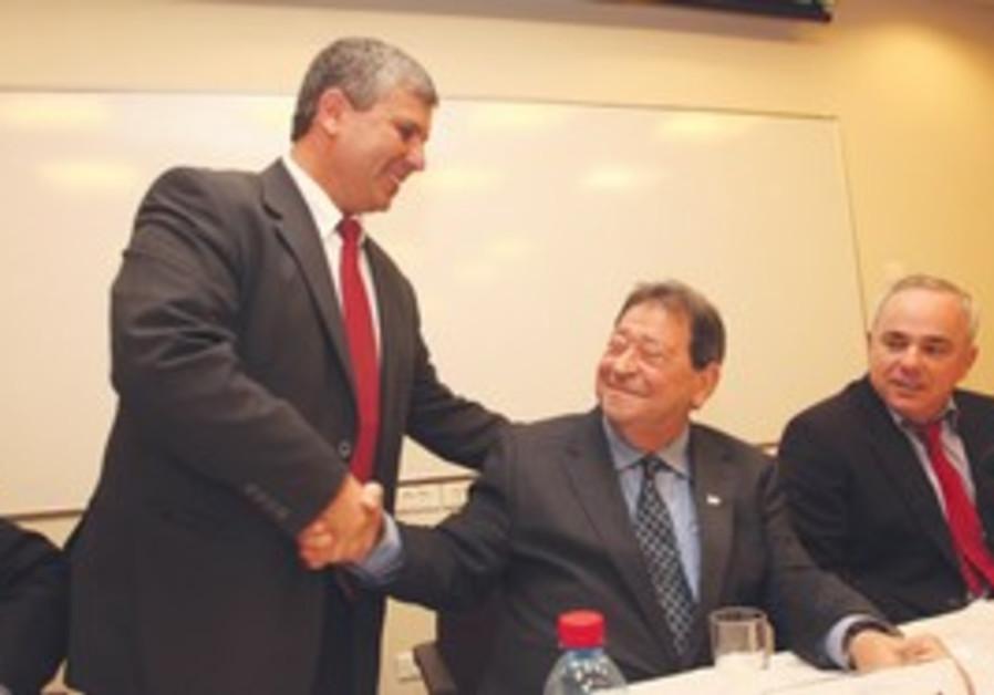 Simhon, Ben-Eliezer and Steinitz