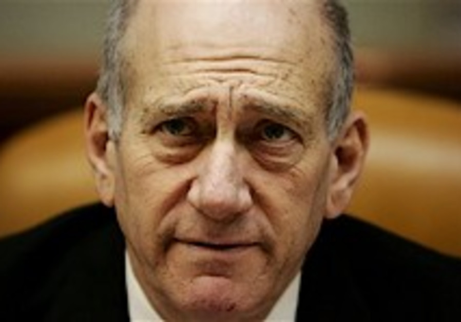 'Give Olmert some credit for this daring raid in Syria!' - Larry
