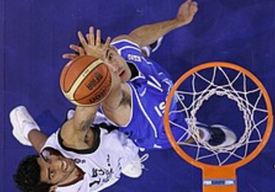 Israel finishes EuroBasket tourney winless after defeat to France