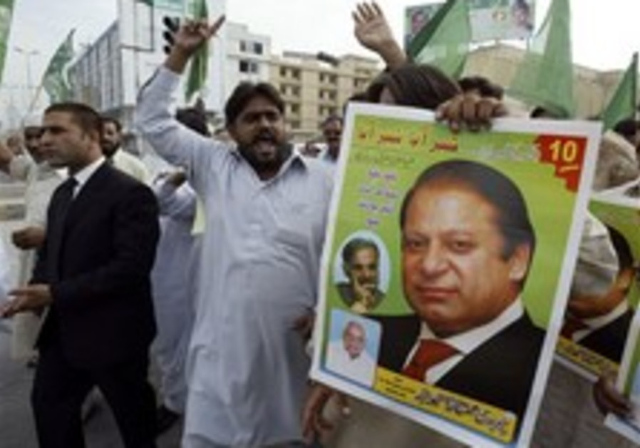 Former Pakistani PM Sharif deported after return from exile