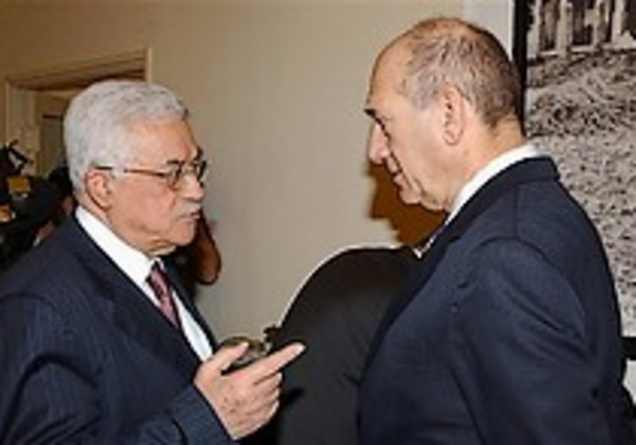 'PM, Abbas write document of principles'