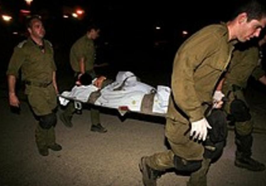 Olmert 'won't play into Hamas hands'