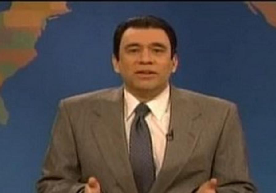 NBC's Hosni Mubarak