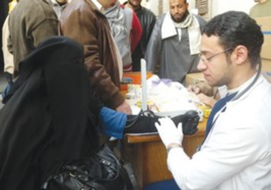 Spirit of caring and brotherhood spread in Cairo